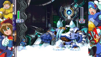 Screenshot4 - Mega Man X Legacy Collection