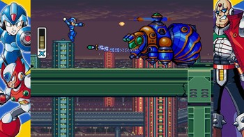 Screenshot5 - Mega Man X Legacy Collection