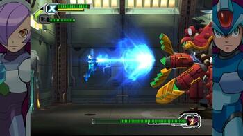 Screenshot2 - Mega Man X Legacy Collection 2