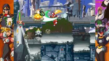 Screenshot4 - Mega Man X Legacy Collection 2