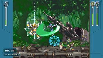 Screenshot3 - Mega Man X Legacy Collection 2
