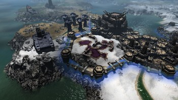 Screenshot6 - Warhammer 40,000: Gladius - Relics of War