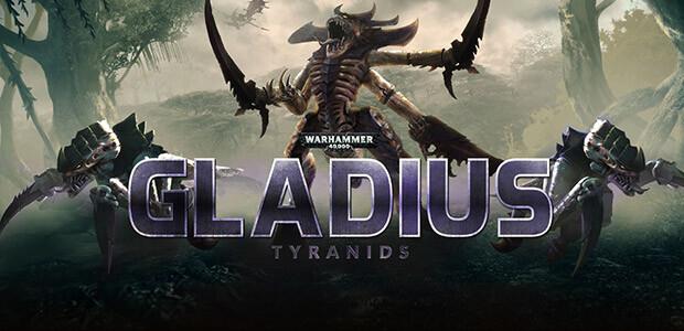 Warhammer 40,000: Gladius - Tyranids (GOG) - Cover / Packshot