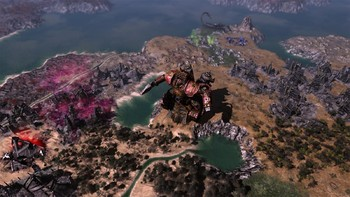 Screenshot1 - Warhammer 40,000: Gladius - Relics of War - Lord of Skulls (GOG)