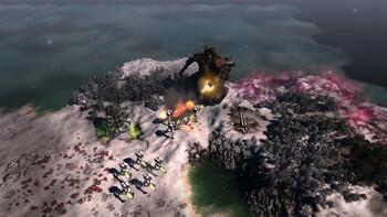 Screenshot3 - Warhammer 40,000: Gladius - Relics of War - Lord of Skulls (GOG)