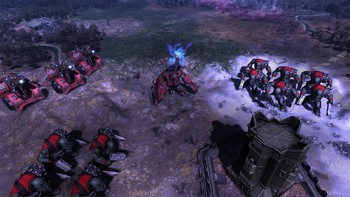 Screenshot5 - Warhammer 40,000: Gladius - Fortification Pack