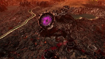 Screenshot2 - Warhammer 40,000: Gladius - Fortification Pack