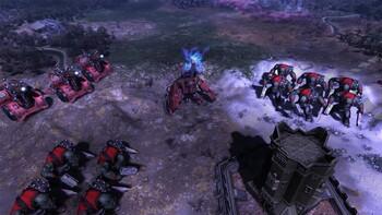 Screenshot5 - Warhammer 40,000: Gladius - Fortification Pack