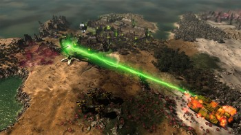 Screenshot3 - Warhammer 40,000: Gladius - Fortification Pack (GOG)