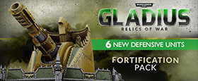 Warhammer 40,000: Gladius - Fortification Pack (GOG)