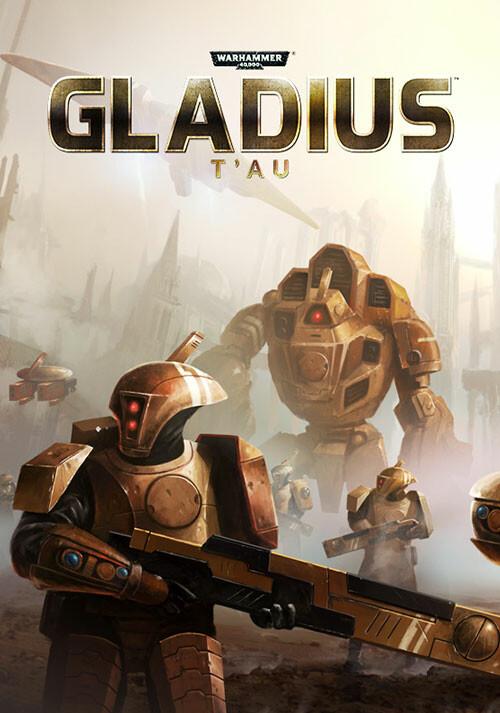 Warhammer 40,000: Gladius - Tau - Cover / Packshot