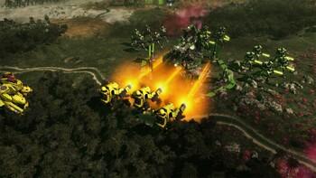 Screenshot2 - Warhammer 40,000: Gladius - Tau