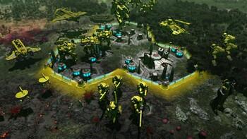Screenshot4 - Warhammer 40,000: Gladius - Tau