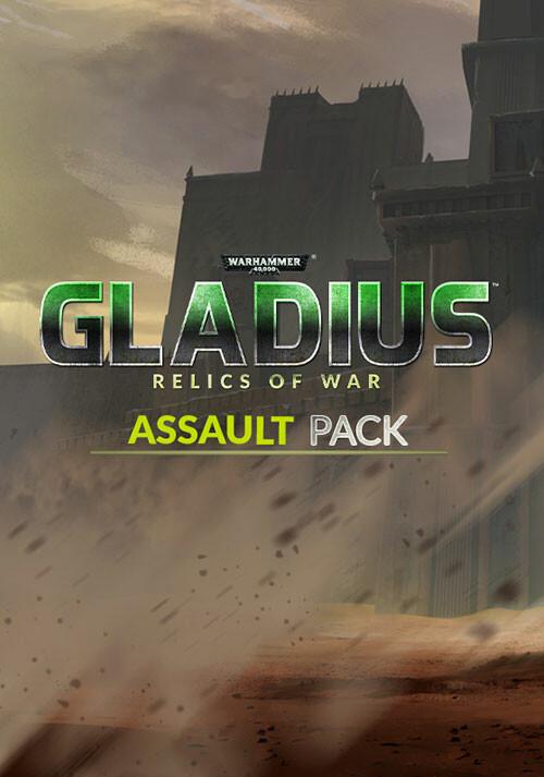 Warhammer 40,000: Gladius - Assault Pack (GOG) - Cover / Packshot