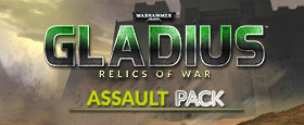 Warhammer 40,000: Gladius - Assault Pack (GOG)