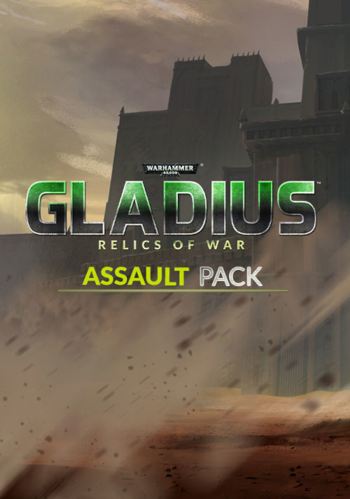 Warhammer 40,000: Gladius - Assault Pack (GOG) - Cover / Packshot
