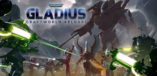 Warhammer 40,000: Gladius - Craftworld Aeldari - Cover / Packshot