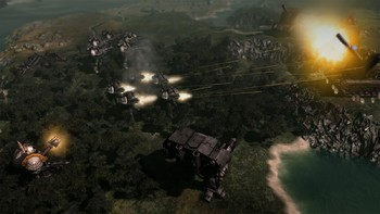 Screenshot1 - Warhammer 40,000: Gladius - Relics of War Deluxe