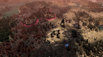 Screenshot3 - Warhammer 40,000: Gladius - Relics of War Deluxe