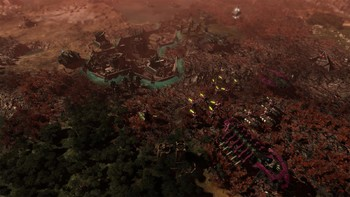 Screenshot4 - Warhammer 40,000: Gladius - Relics of War Deluxe