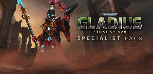 Warhammer 40,000: Gladius - Specialist Pack - Cover / Packshot