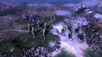 Screenshot3 - Warhammer 40,000: Gladius - Reinforcement Pack