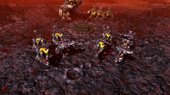Screenshot4 - Warhammer 40,000: Gladius - Reinforcement Pack
