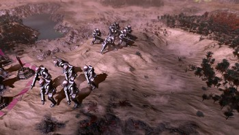 Screenshot5 - Warhammer 40,000: Gladius - Reinforcement Pack