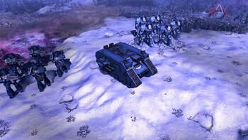 Screenshot2 - Warhammer 40,000: Gladius - Reinforcement Pack