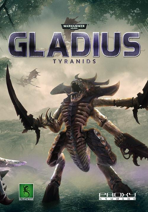 Warhammer 40,000: Gladius - Tyranids - Cover