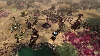 Screenshot5 - Warhammer 40,000: Gladius - Tyranids