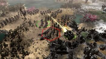 Screenshot4 - Warhammer 40,000: Gladius - Tyranids