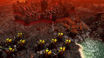 Screenshot5 - Warhammer 40,000: Gladius - Chaos Space Marines