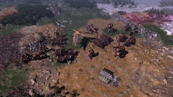 Screenshot7 - Warhammer 40,000: Gladius - Chaos Space Marines
