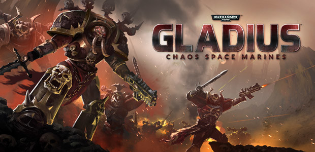 Warhammer 40,000: Gladius - Chaos Space Marines - Cover / Packshot