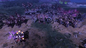 Screenshot6 - Warhammer 40,000: Gladius - Chaos Space Marines