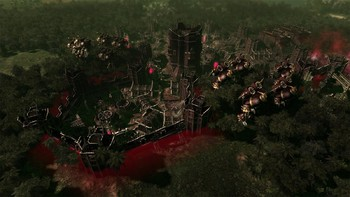 Screenshot1 - Warhammer 40,000: Gladius - Chaos Space Marines