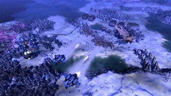Screenshot2 - Warhammer 40,000: Gladius - Chaos Space Marines