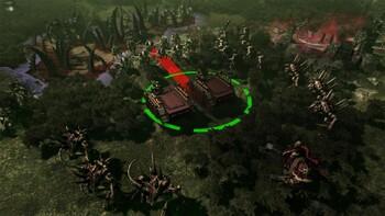 Screenshot4 - Warhammer 40,000: Gladius - Chaos Space Marines