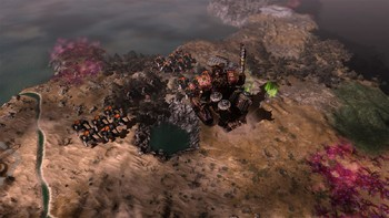 Screenshot2 - Warhammer 40,000: Gladius - Relics of War - Lord of Skulls