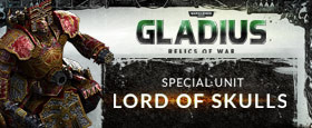 Warhammer 40,000: Gladius - Relics of War - Lord of Skulls