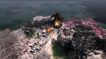 Screenshot3 - Warhammer 40,000: Gladius - Relics of War - Lord of Skulls
