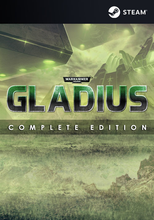 Warhammer 40,000: Gladius Complete Edition - Cover