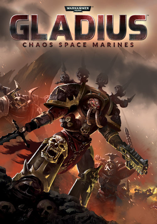 Warhammer 40,000: Gladius - Chaos Space Marines (GOG) - Cover / Packshot