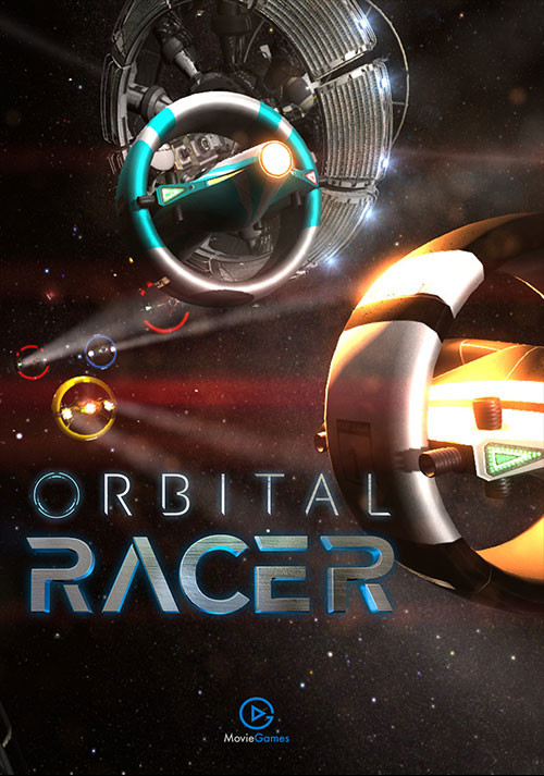 Orbital Racer - Cover