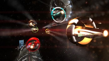 Screenshot2 - Orbital Racer
