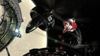 Screenshot6 - Orbital Racer