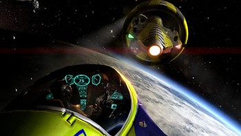 Screenshot3 - Orbital Racer