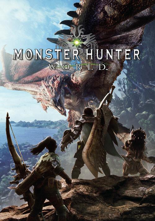 Monster Hunter: World - Packshot