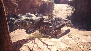 Screenshot3 - Monster Hunter: World